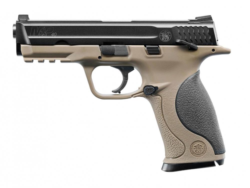 Pistolet wiatrówka Smith&Wesson M&P40 TS F