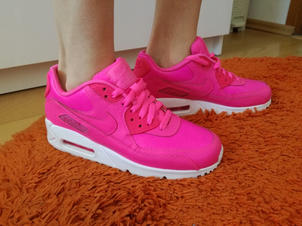 Nike air max 90 pink rozowe okazja ! Zdjęcie na imgED