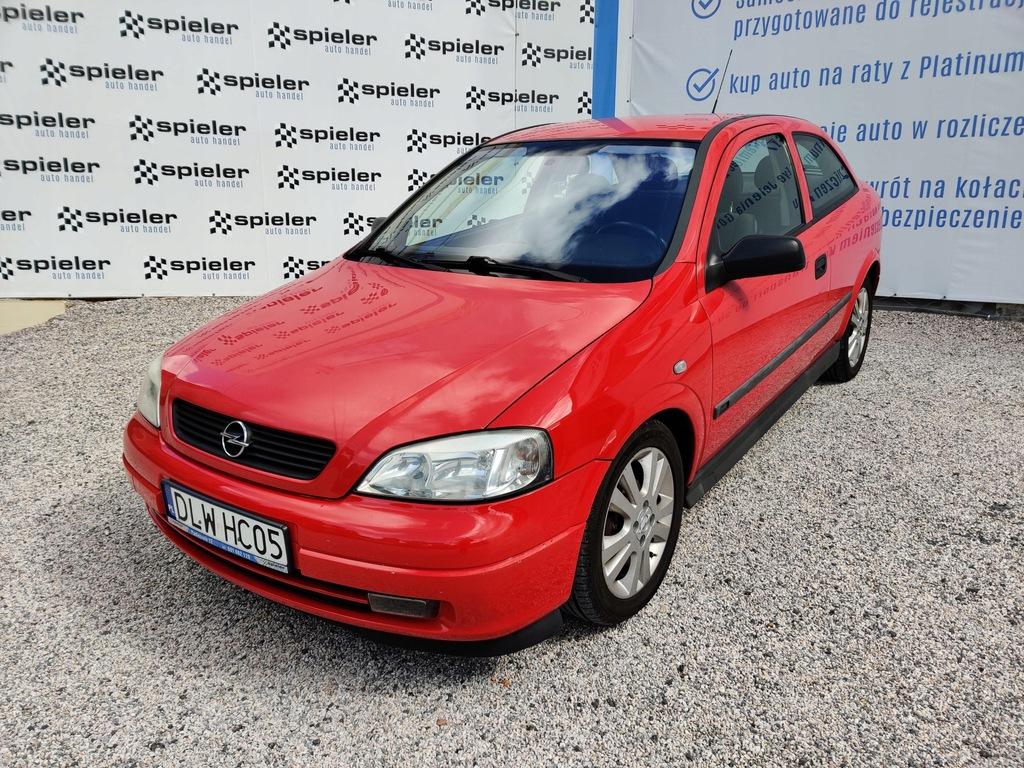 Opel Astra G Liftback 1 6 16v 101 Km 8513387464 Oficjalne Archiwum Allegro