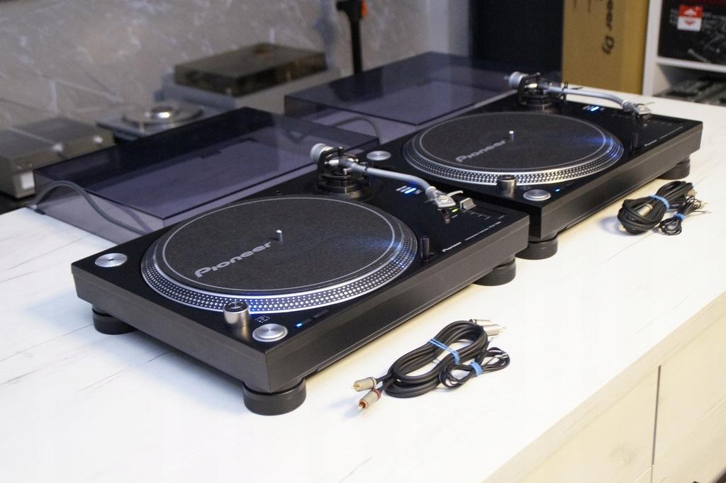 2 x Pioneer PLX 1000 Jak Technics 1200 1210