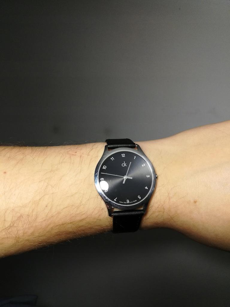 Zegarek Calvin Klein - używany - odnowiony