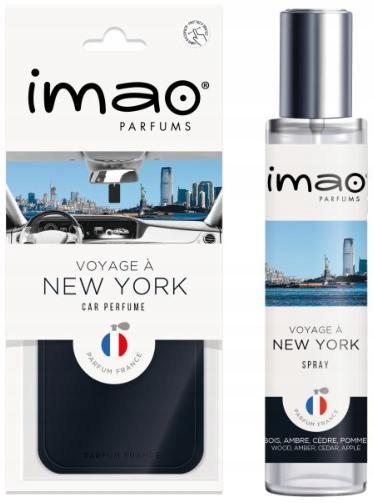 Zapach samochodowy Imao New York