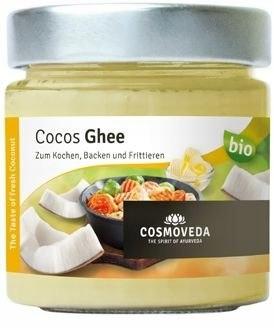 GHEE KOKOSOWE BIO 150 g - COSMOVEDA