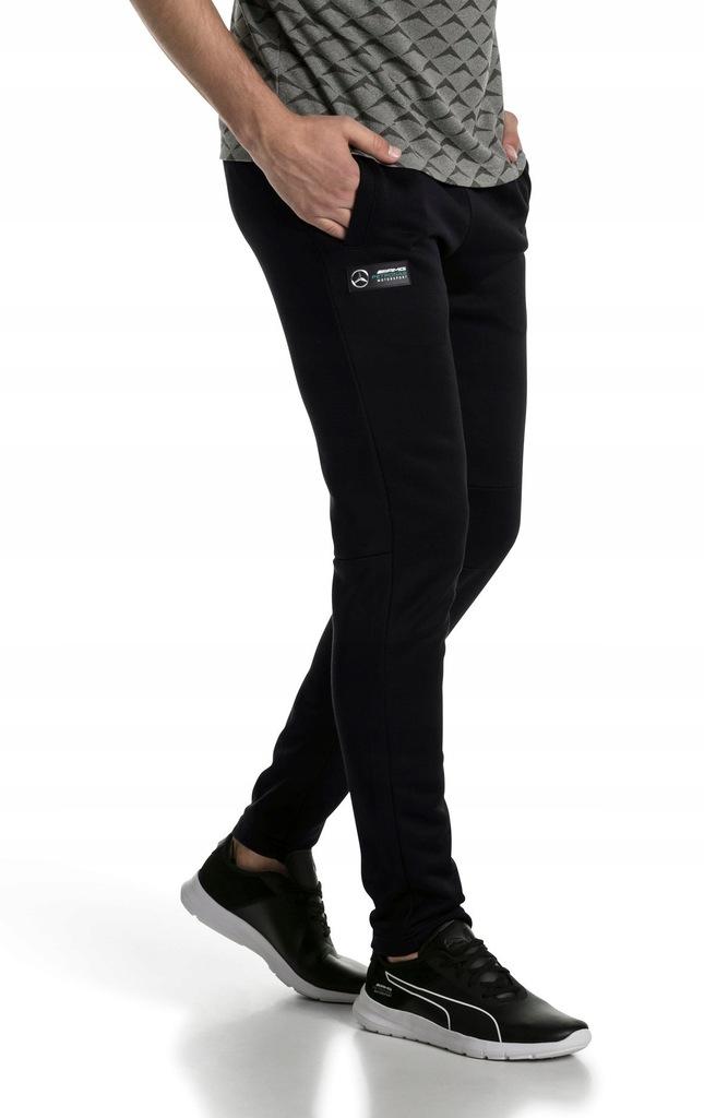 Meskie spodnie dresowe MERCEDES AMG PETRONAS
