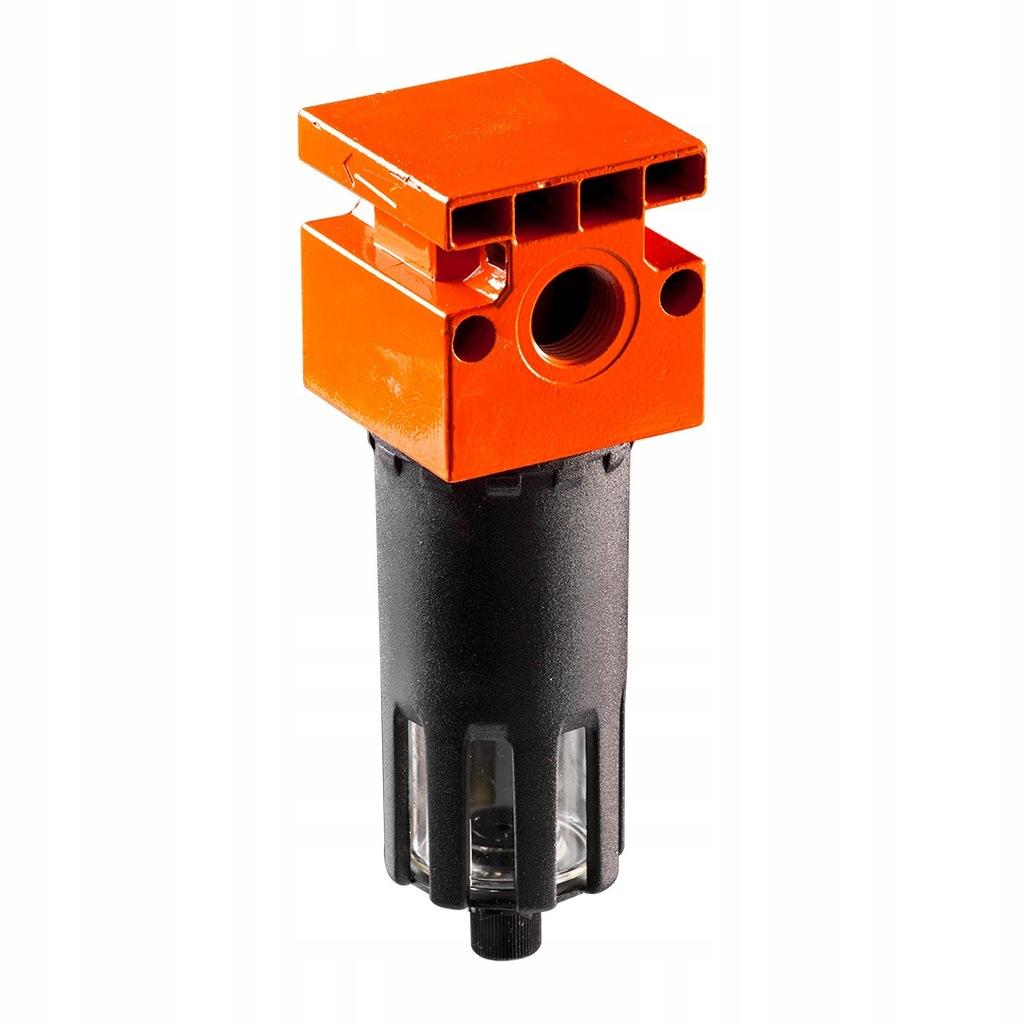 Filtr odwadniacz 1/2 metalowa obudowa NEO