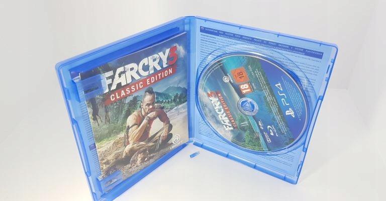 GRA DO PS4 FARCRY 3