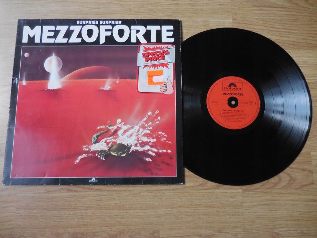 MEZZOFORTE 'Suprise , suprise'