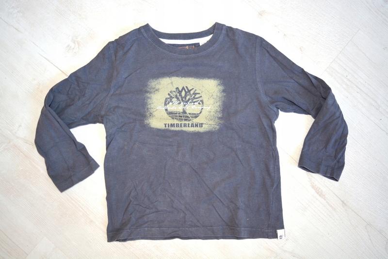Timberland 5-6 lat 116 bluzka z długim rękawem