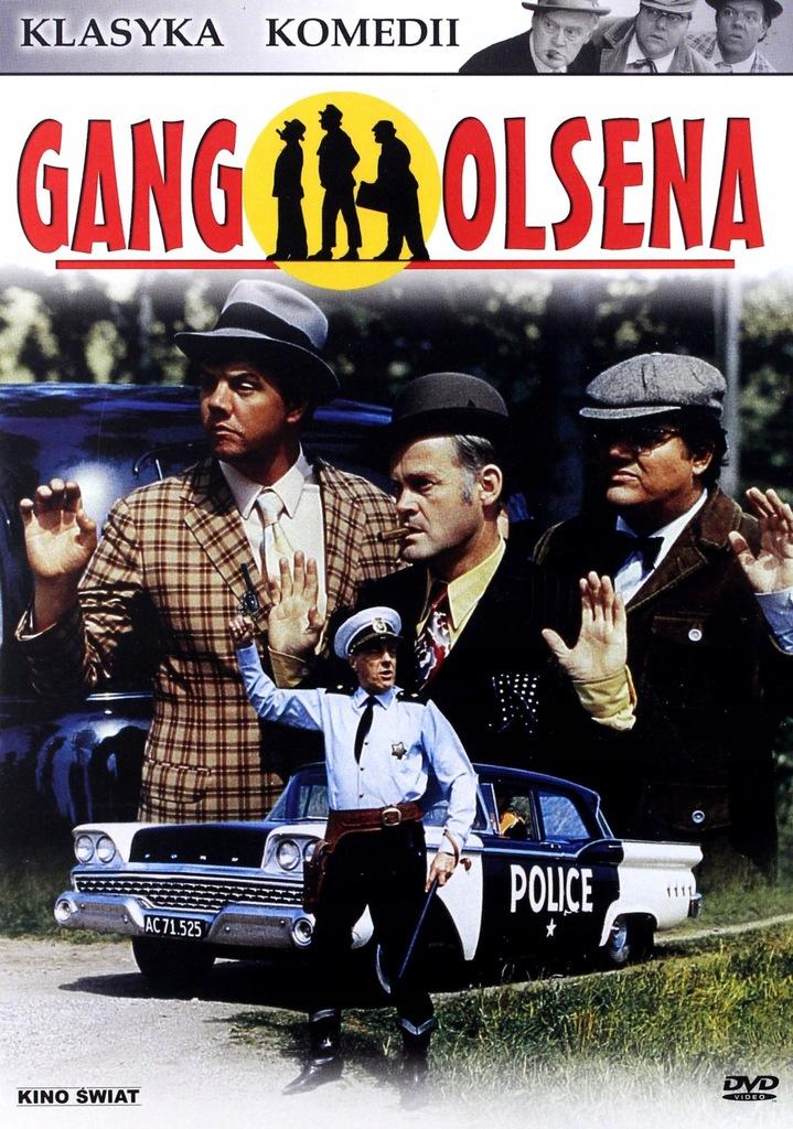 GANG OLSENA [DVD]