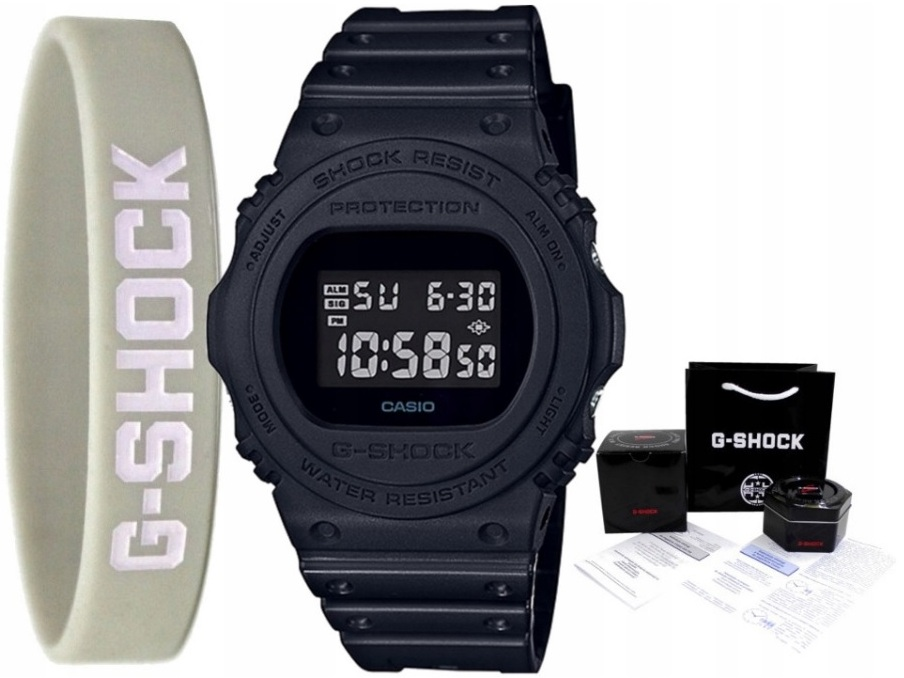 zegarek CASIO G-SHOCK DW-5750E -1BER dla chłopca