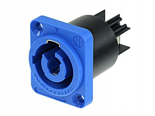 Neutrik NAC3MPA-1 - gniazdo power - in