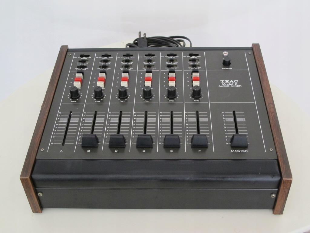 Teac Model 2 Audio Mixer