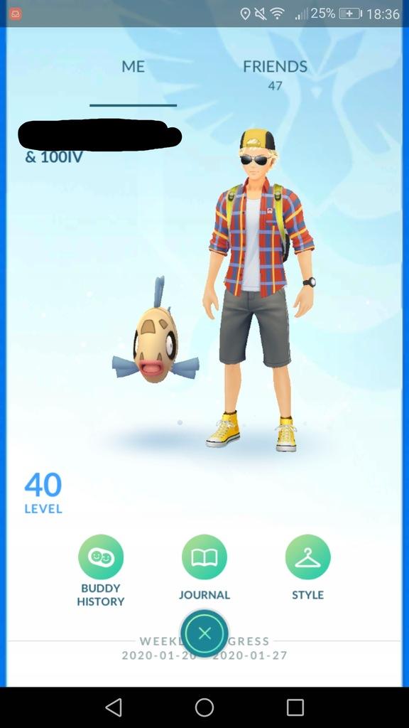 Konto Pokemon Go 40 Lvl Rzadkie Shiny 100 Iv 8877107058 Oficjalne Archiwum Allegro