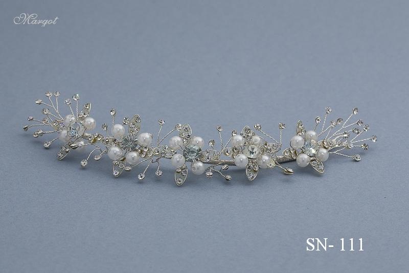 Stroik ślubny SN111 - fryzury ślubnej, głowę