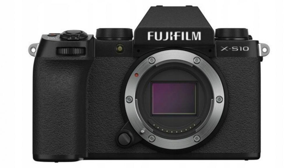 FujiFilm X-S10 Body czarny Interfoto Przedsprzedaż