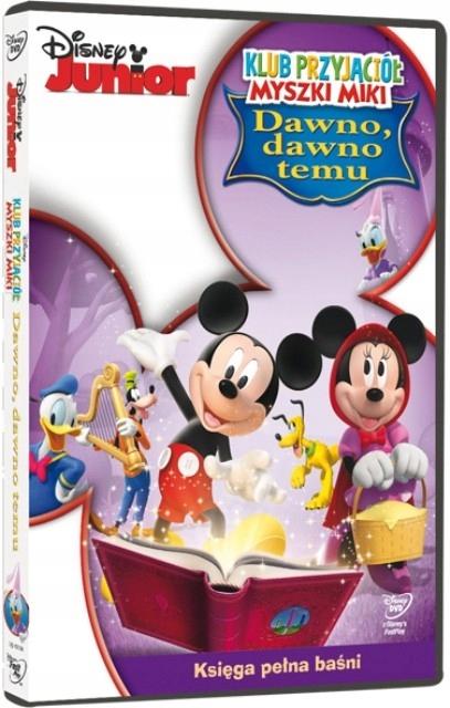 Klub Przyjaciół Myszki Miki - Dawno Dawno Temu [DV
