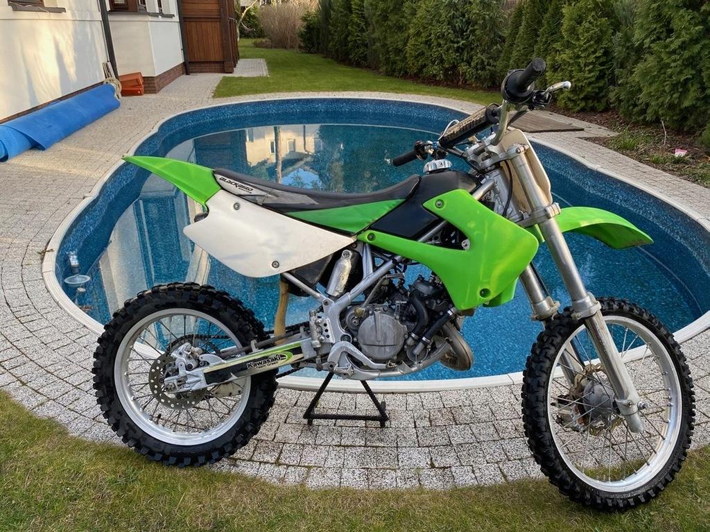 Kawasaki Kx85 Kx 85 Po Generalnym Remoncie Jaknowy 9148950338 Oficjalne Archiwum Allegro