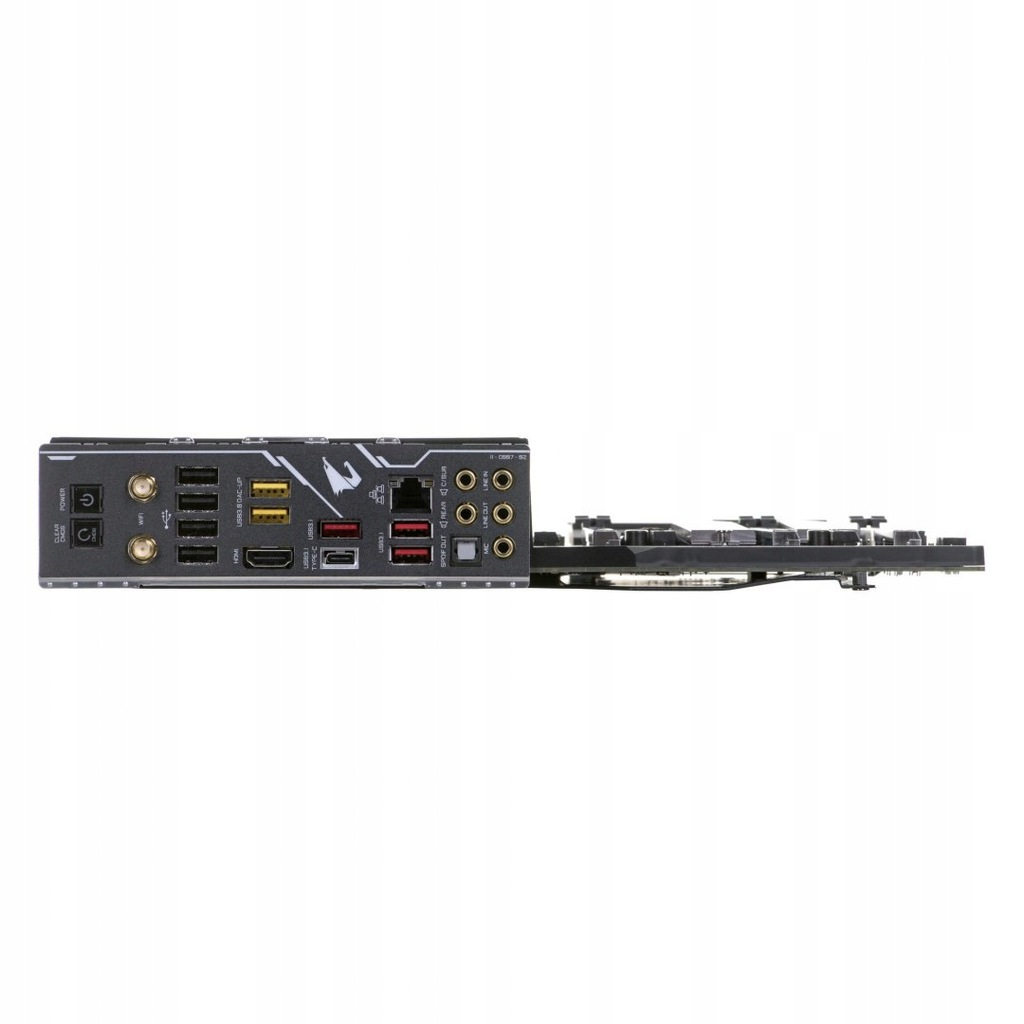 Płyta główna Gigabyte Z390 AORUS MASTER (LGA 1151;
