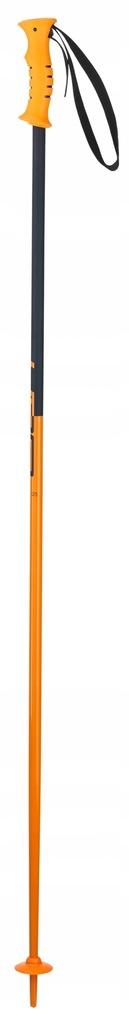 Kije, kijki narciarskie Elan Speedrod orange 130cm