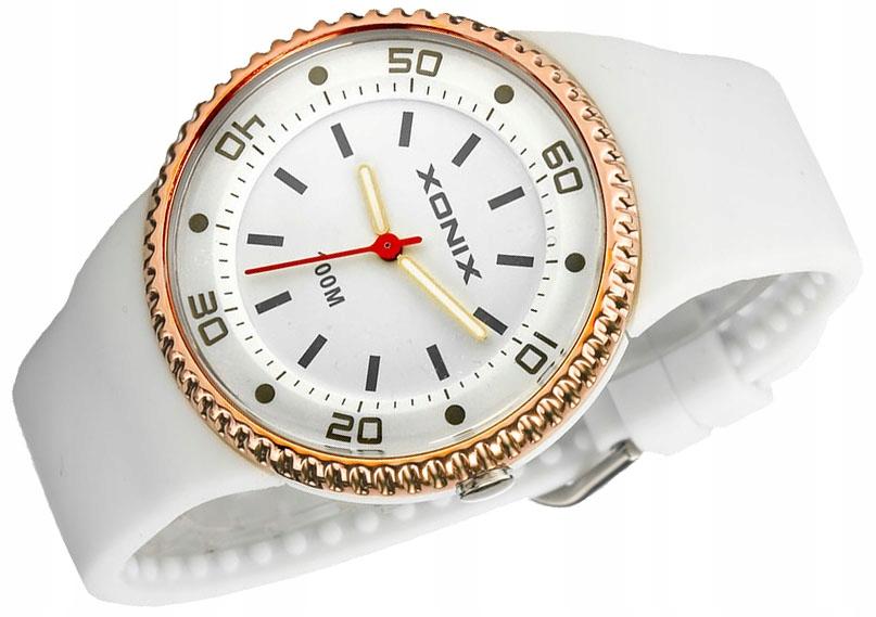 Damski Wskazókowy Zegarek XONIX z Dużą Tarczą