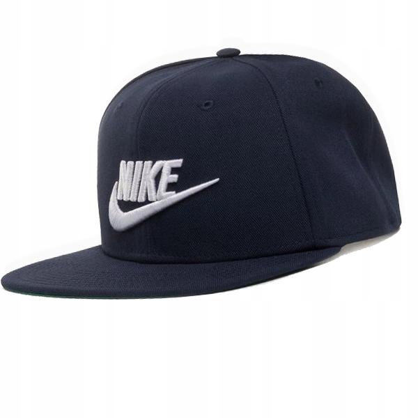 Czapka Nike z daszkiem płaskim Pro Cap CI2659 451