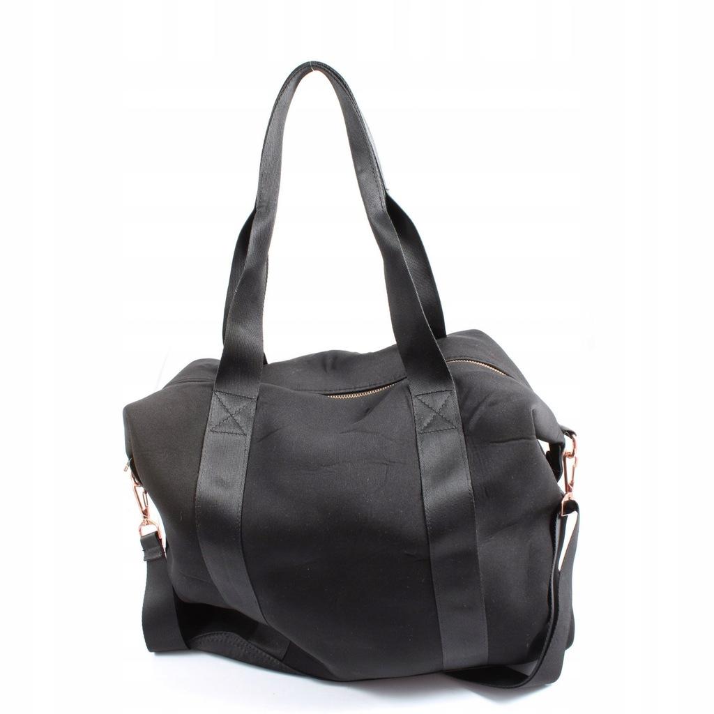 ASOS Torba podróżna czarny Travel Bag