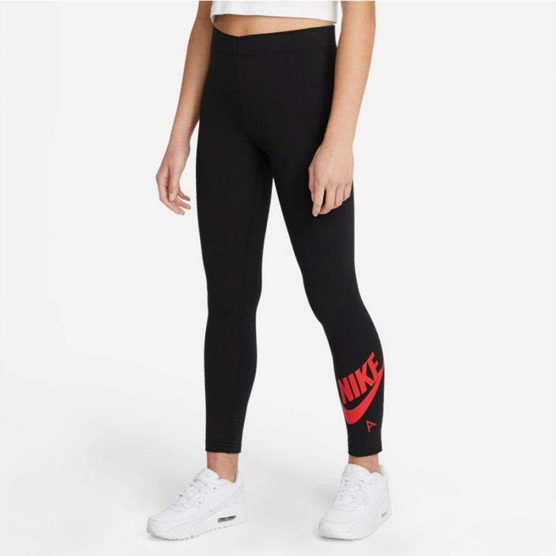Legginsy Nike Girls Air DA1130 011 M (137-147cm)