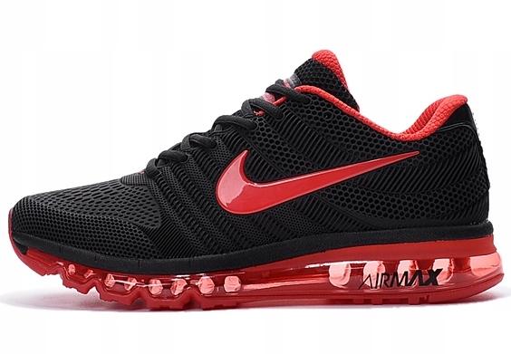 Buty Nike Air Max KPU black red