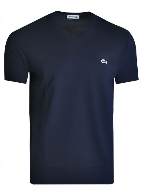 T-shirt męski Lacoste TH6710-166 - M