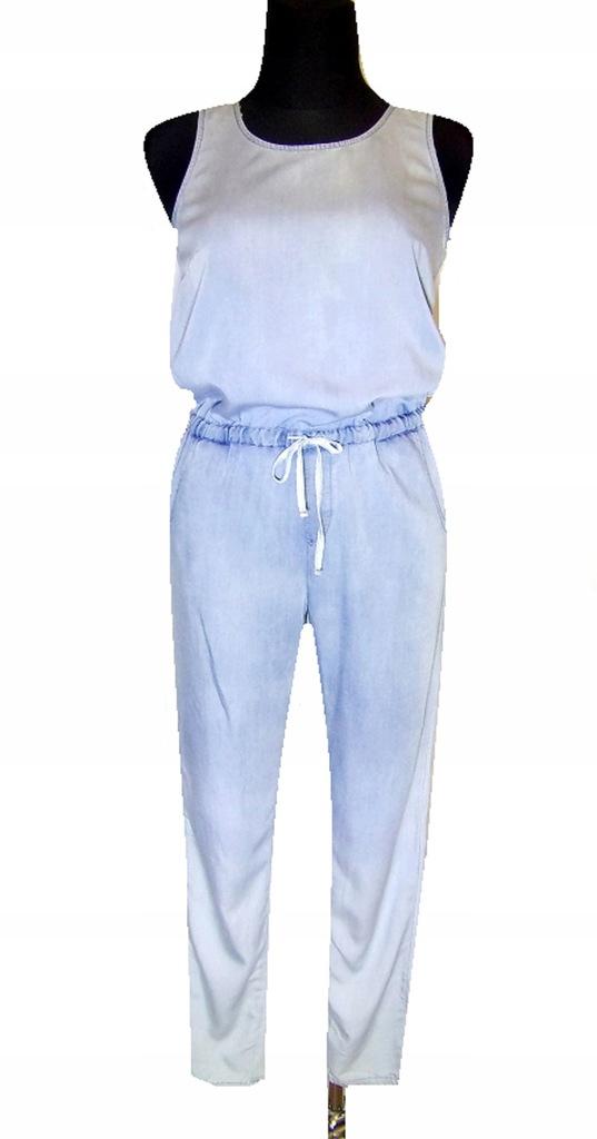 RESERVED kombinezon jeansowy 40/42