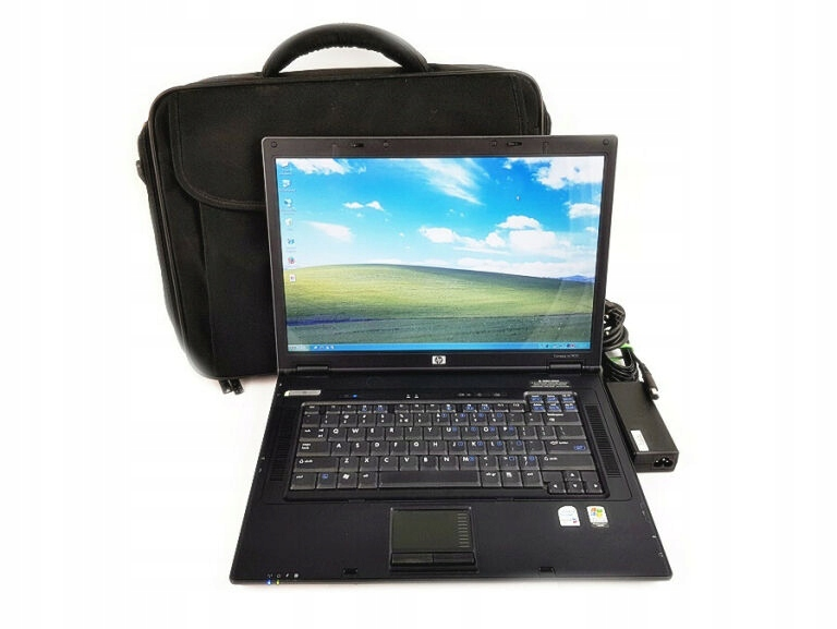 Hp Compaq Nx7400 Intel T5500 1gb Ram 120gb Hdd 9765221347 Oficjalne Archiwum Allegro