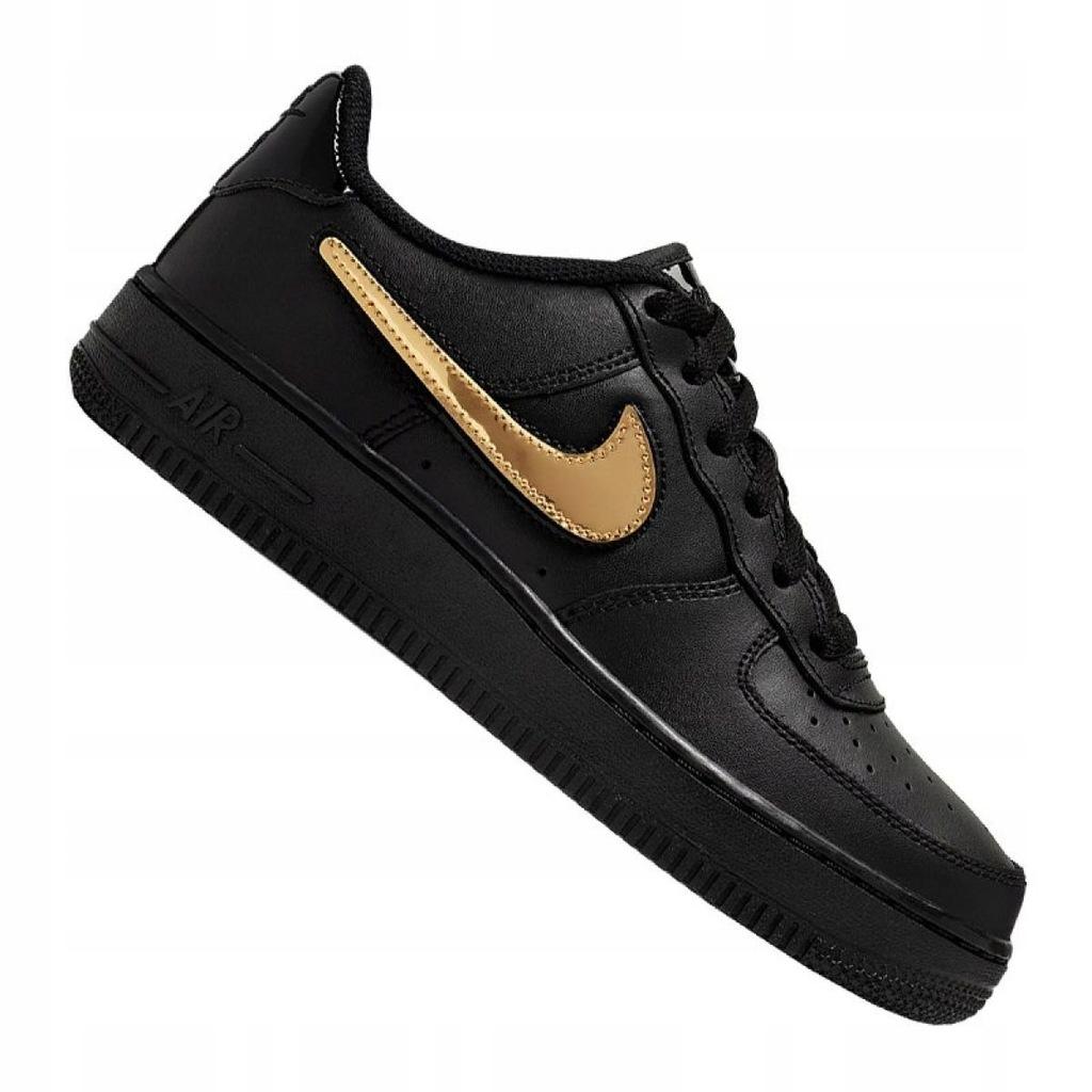 Buty Nike Air Force 1 LV8 1 Jr AV0743 002 czarne