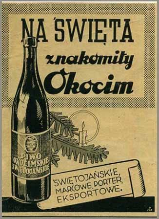Пару постеров старой рекламы алкоголя. Польское  пиво Алкоголь,Пиво,Реклама