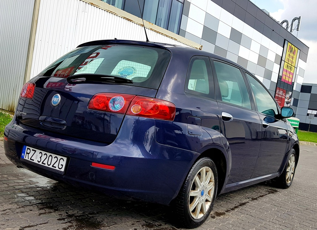 Fiat Croma 1.9 150KM 2006