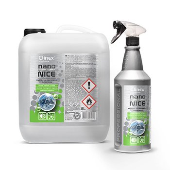 Płyn do dezynfekcji klimatyzacji i wentylacji 5L