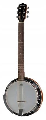 Banjo Bandżo Harley Benton HBJ-26 6 STRUN