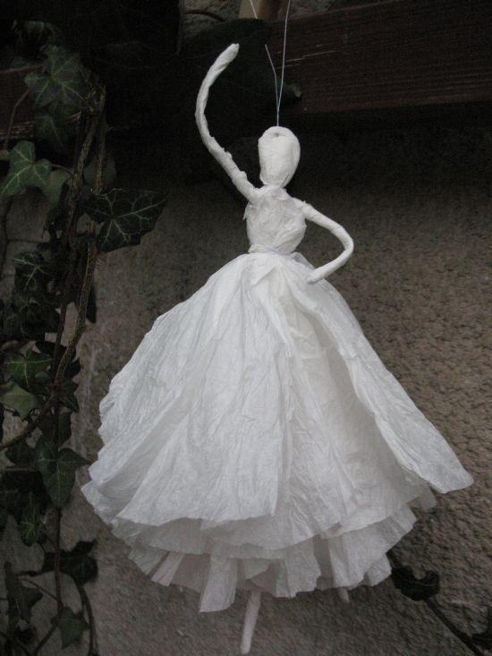 baletnica Shabby Chic Vintage (1)