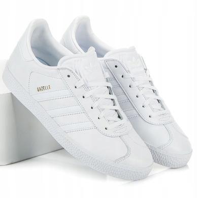 adidas gazzele damskie białę