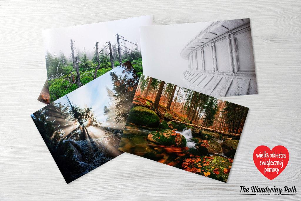Karkonosze, 6 zdjęć 21x30 cm, thewanderingpath.com