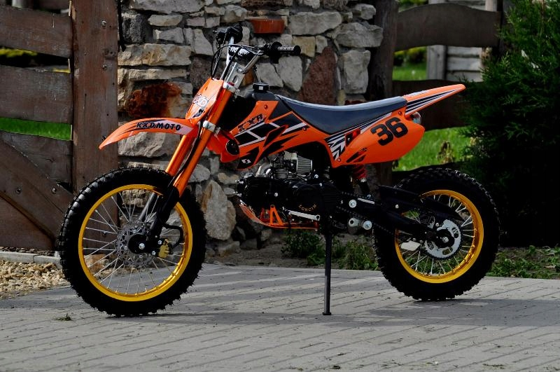 Cross Kxd 608 Mocny Duza Rama 125 Cc Super Cena 8172136826 Oficjalne Archiwum Allegro