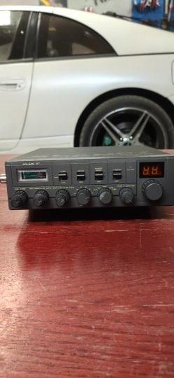 CB Radio Alan 87 - sprawne