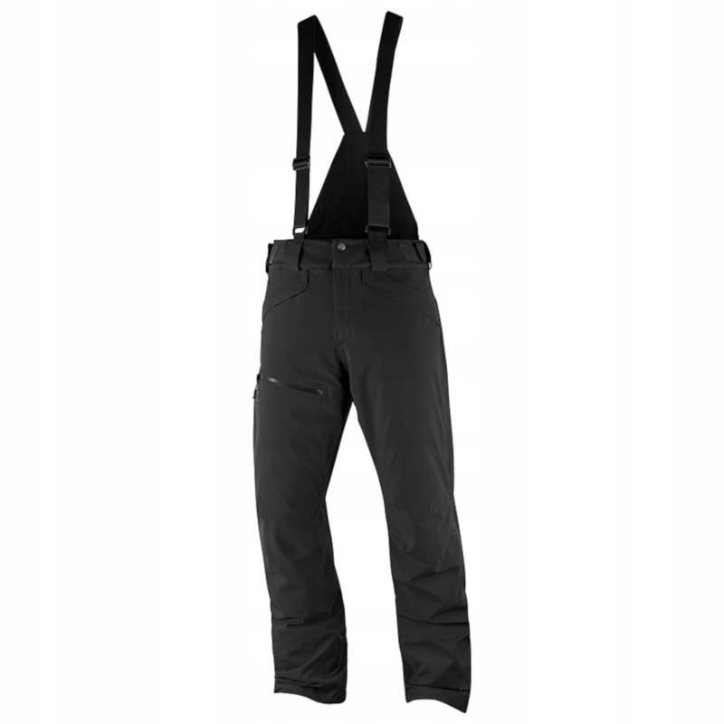 Spodnie Salomon Chill Out Bib Black r. L/R