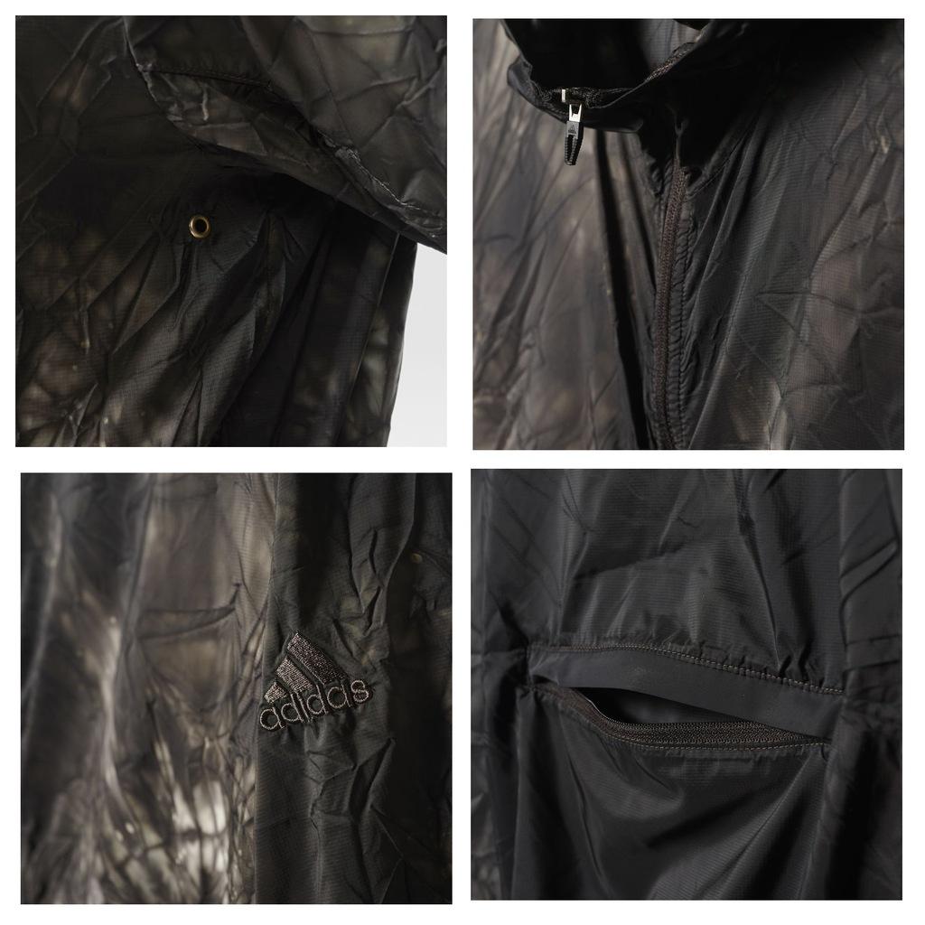 Adidas Kanoi Print PackDye kurtka biegowa męska XS