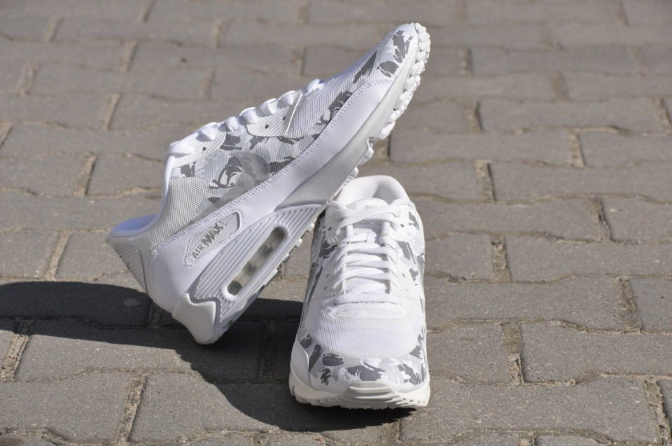 Buty Damskie Nike Air Max 90 Hyperfuse Premium