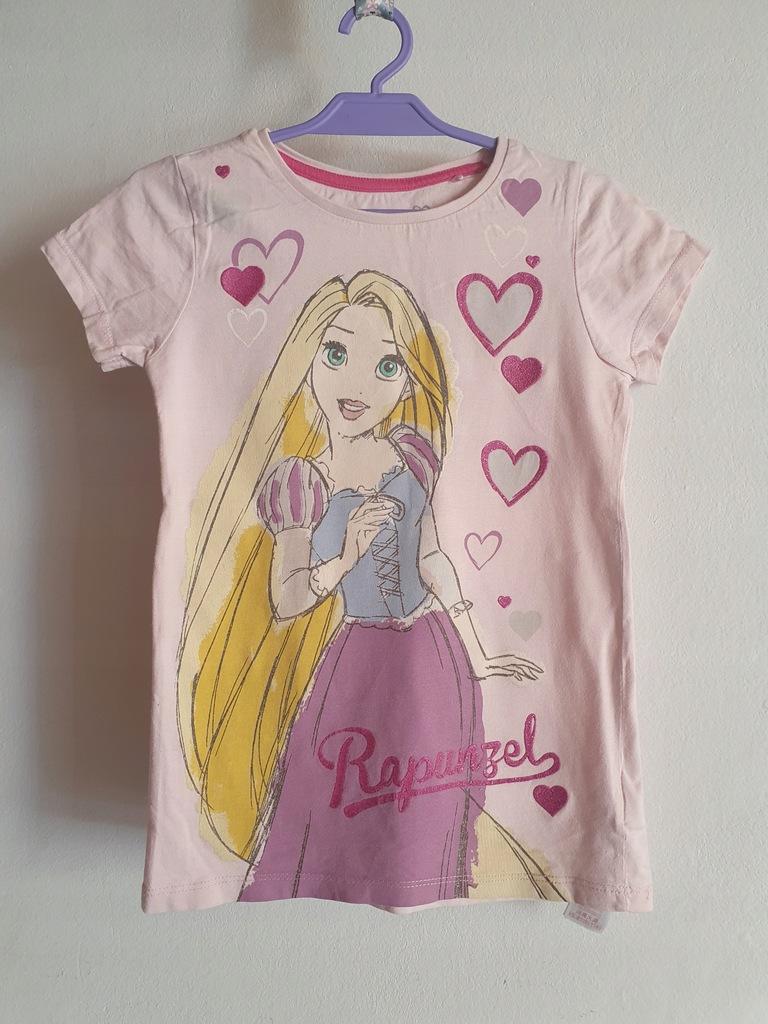Koszulka Disney Roszpunka R. 128