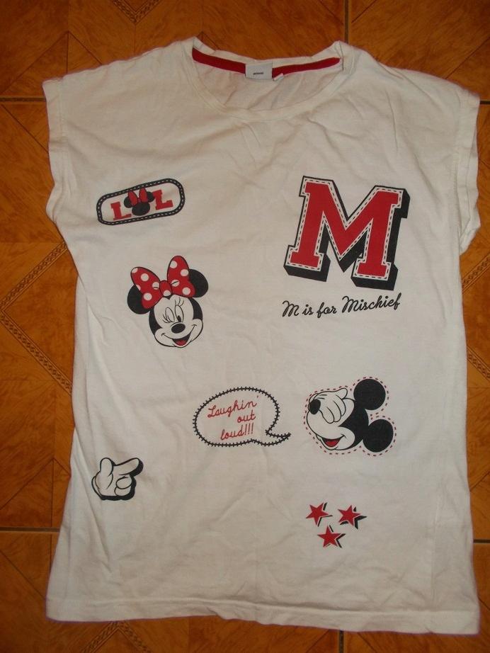 Bluzka Minnie Mouse Disney