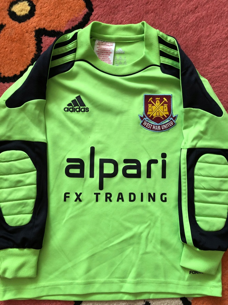 Bluza bramkarza West Ham Adidas 120