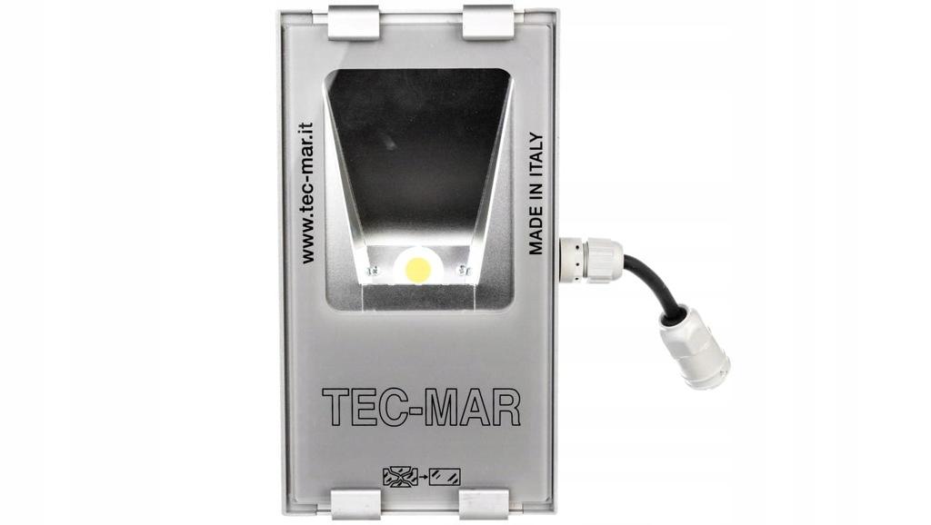 Projektor LED 40W asymetryczny NANO-PRINCE 4000K 5