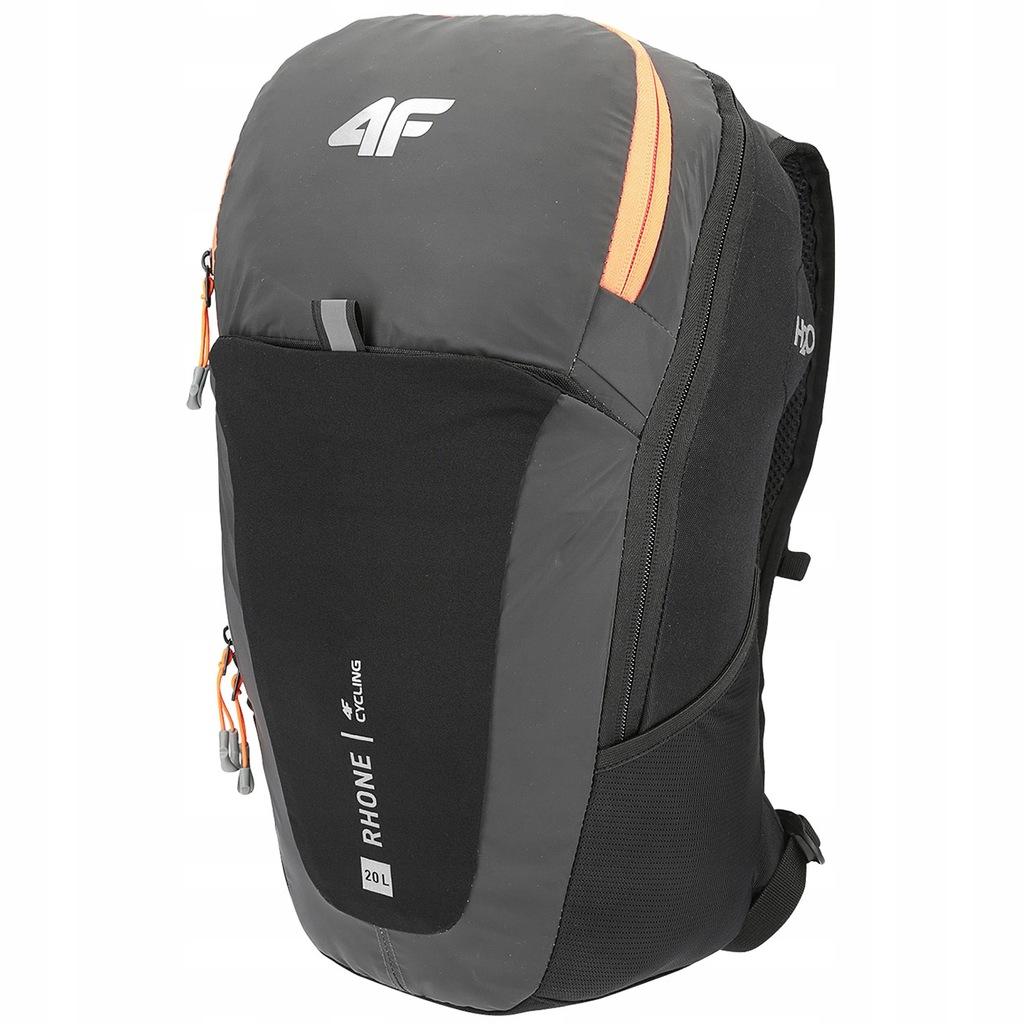 Plecak turystyczny 4F PCF007 20 l srebrny