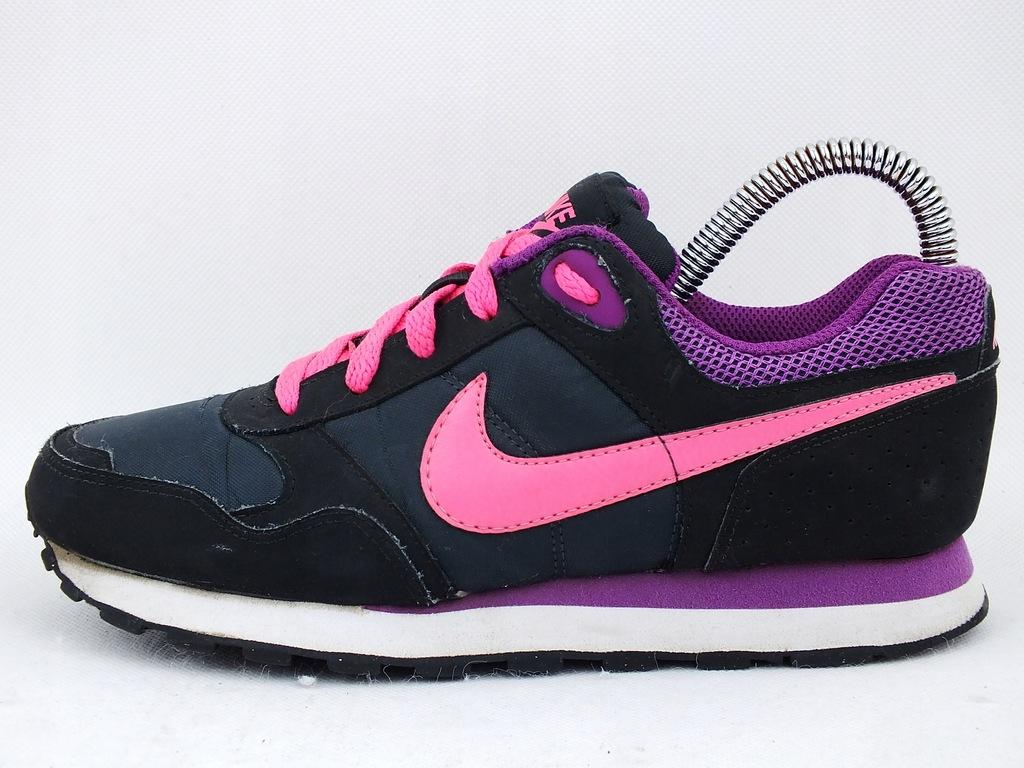 sneakersy Nike MD Runner 2 GG NIKE różowe Sneakersy